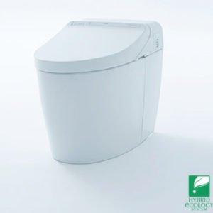 Bồn cầu NeoRest TOTO CES9575 với chức năng rửa tự động
