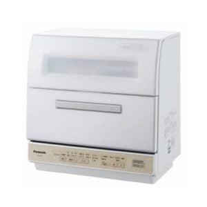 Máy rửa bát Panasonic NP-TY10-W nội địa Nhật
