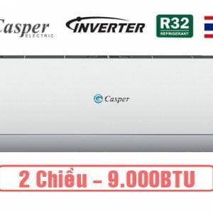 Điều hòa Casper inverter 9000BTU 2 chiều GH-09TL32