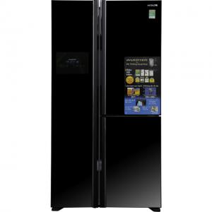 Tủ lạnh Hitachi Inverter 600 lít R-FM800PGV2 GBK